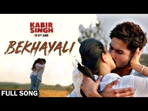 اغنية Bekhayali مترجمة من فيلم Kabir Singh