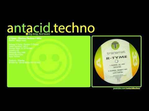 [1989] R-Tyme - Illusion (Techno-1 Mix) [2/4]