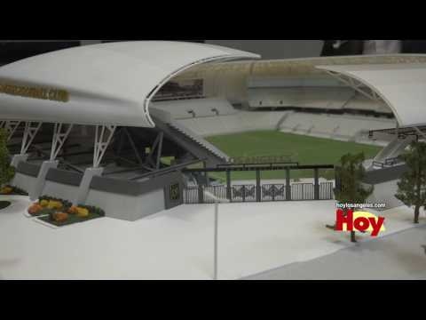 Conoce el estadio de Los Angeles Football Club