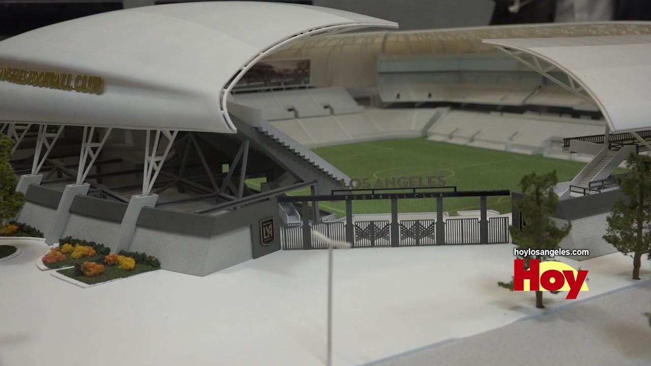 Conoce el estadio de Los Angeles Football Club - YouTube 23c6bf1fdc4cd