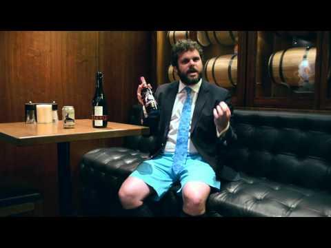 Goslings / The Keg - History of Black Seal Rum and Blindfolded Drink Making