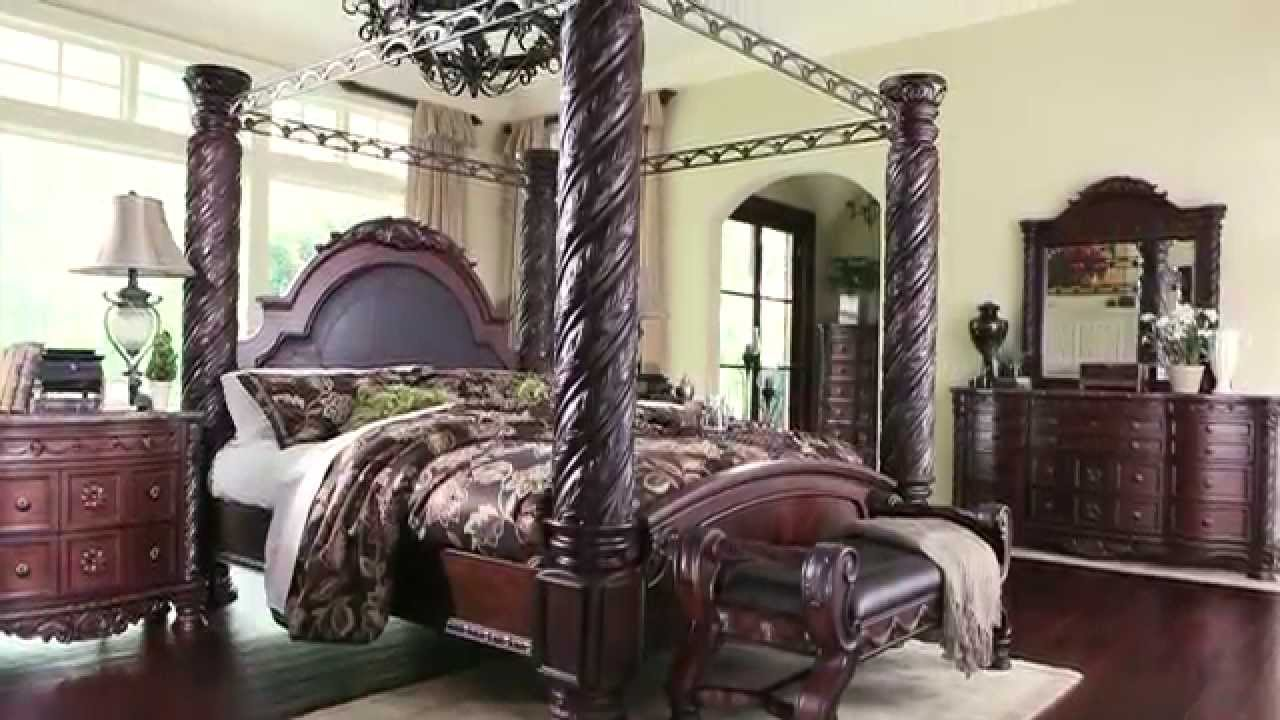 Genial North Shore Collection From Ashley Furniture   YouTube