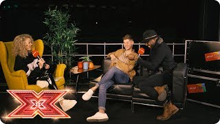 French phrases with Kevin and Sam, plus Holly's fave food | Just Eat's Xtra Bites | Episode 12