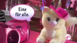 Barbie and the three musketeers mittie interactive de] doll commercial