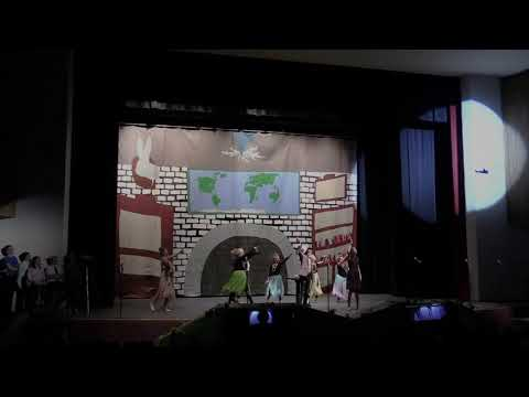 Hurricane Smith and the Garden of the Golden Monkey - Presented by Round Valley Middle School