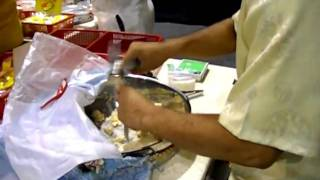 Ting Ting Traditional Candy at WCOA 2010