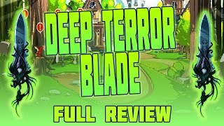 AQW Deep Creep Blade FULL REVIEW + PREVIEW
