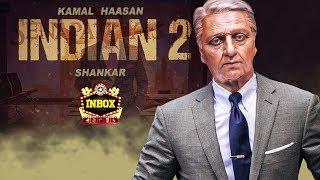 BREAKING: Kamal's Indian 2 MASSIVE Update | Space Fight | Shankar