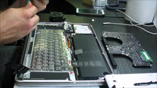 Apple Macbook Pro A1286 keyboard replacement
