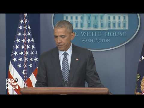 Thumbnail: Watch President Obama news conference ahead of final foreign trip