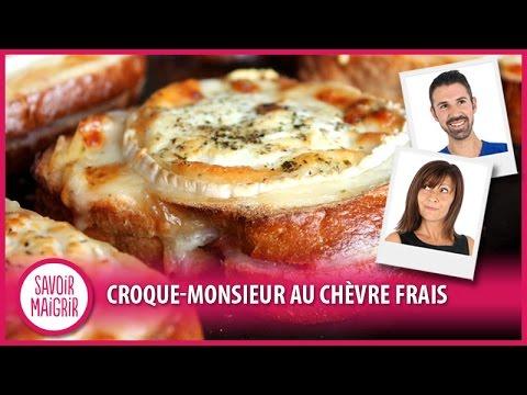 croque-monsieur-au-chèvre-frais---cuisine-facile