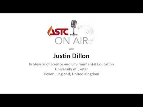 ASTC on Air with Justin Dillon