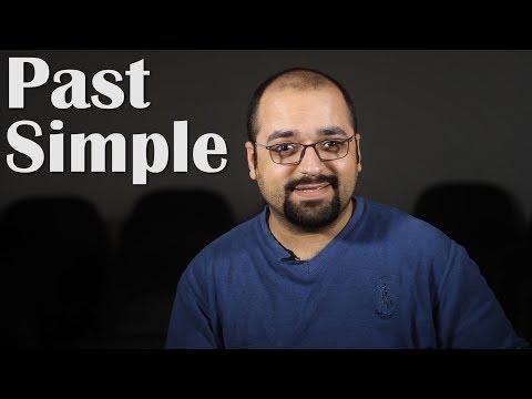 Omar Abdelrahim   الماضى البسيط - Past Simple
