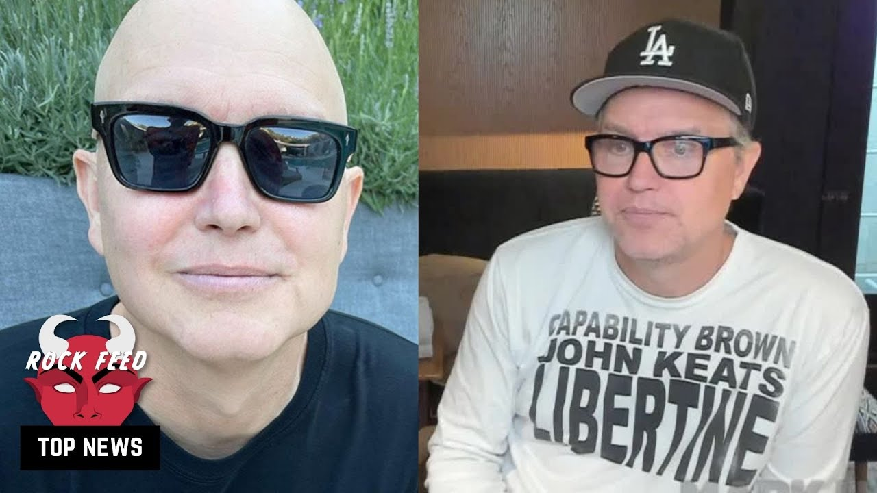 Blink 182's Mark Hoppus Provides 'Best Possible' Cancer Treatment Update