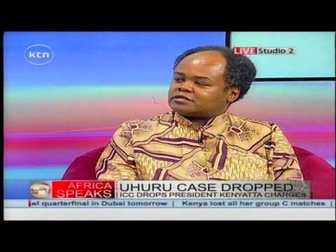 Africa Speaks: ICC Chief Prosecutor drops Uhuru Kenyatta's case
