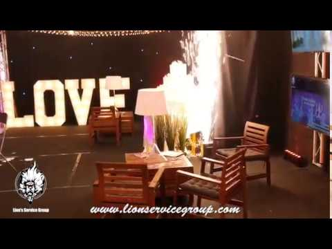 Demo Lion's Service Group -  Wedding Technology - Www Lionservicegroup Com