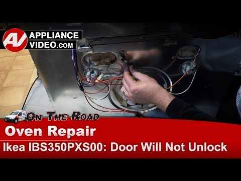 Ikea Oven - T.O.D. Kit - Will not operate after clean cycle- Diagnostic & Repair
