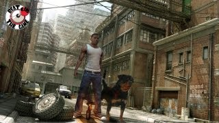GTA V - Walking The Dog - Chop