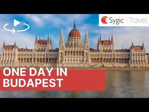One day in Budapest 360° Travel Guide