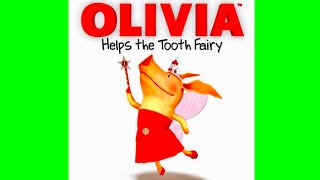 LEARN COLORS ❤️ Read Aloud ❤️ OLIVIA - HELPS THE TOOTH FAIRY ❤️ Love To Read ❤️ Kindergarten Book