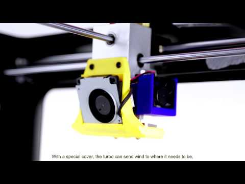 0 - Mankati Fullscale XT 3D-Drucker - Update: Fullscale XT Plus