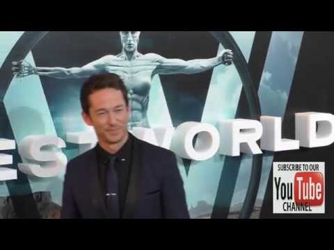 Simon Quarterman at the HBO Premiere of Westworld at TCL Chinese Theatre in Hollywood