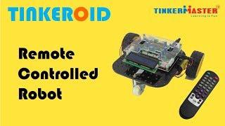 RC Tribot Tinkeroid Robot