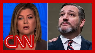 Keilar calls out Ted Cruz backpedaling on election challenge