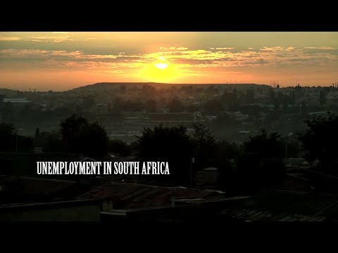 South African Unemployment Rate (Promo)