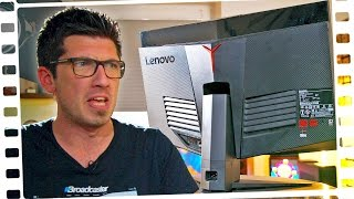 Der GEPLATZTE Traum aller YouTuber/Gamer/Streamer - Lenovo AIO Y910 - Review