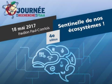Journée de la recherche 2017