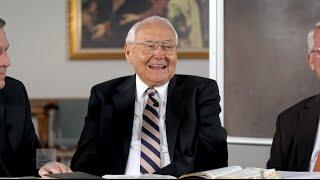 Мормоны: Обзор мировых новостей, Октябрь 2015: Служба похорон Старейшины Л. Тома Пэрри