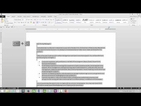 Resume Hacks  How to Make a Resume Stand Out  YouTube
