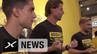 BVB-Stars: Chinesische Sprach- und Kampfkunst | Borussia Dortmund