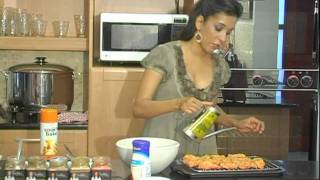 How To Make Spicy Chicken Wings By Yudhika Sujanani