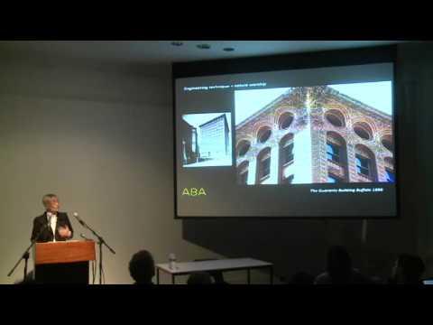 Alison Brooks - Lecture
