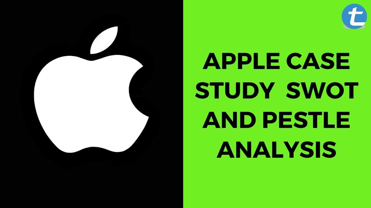Pest analysis apple inc.
