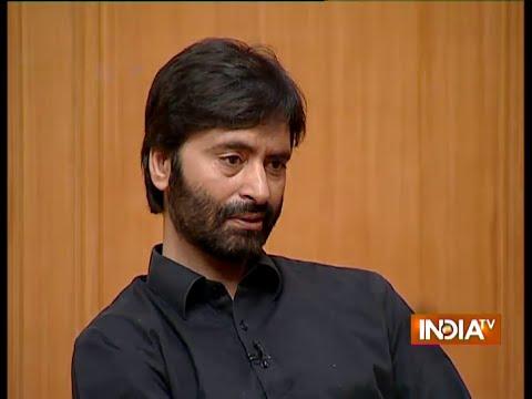 Aap Ki Adalat: Was Yasin Malik Behind The 1990 Riots In Kashmir? - India TV