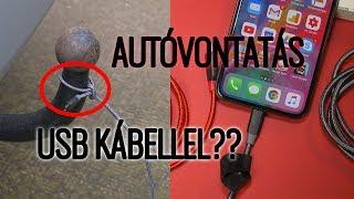 Autóvontatás USB kábellel?! Hmm...