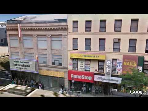 New York City 3D in Google Earth