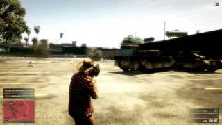 GTA V – Guerra de Tanques! JAILSON MENDES, É Você?