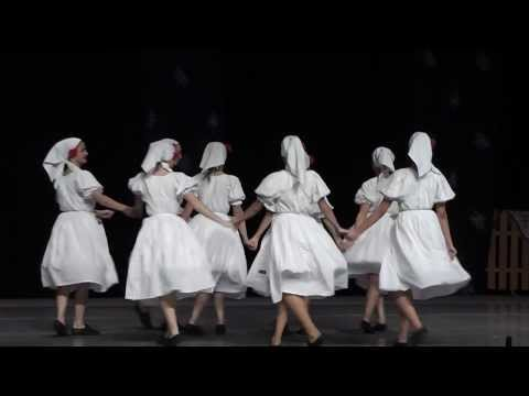 Balkánske tance4 2014