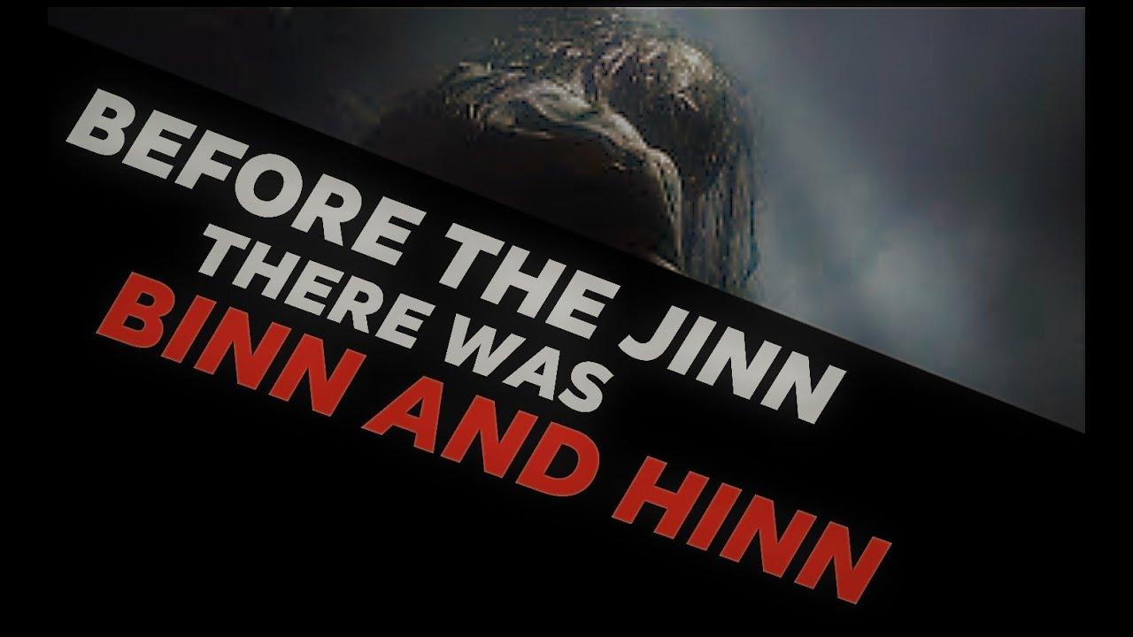Download BEFORE THE JINN THERE WAS HINN AND BINN - Shaykh Muhammad Abdul Jabbar
