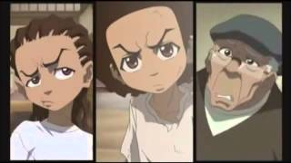 The Boondocks Intro (All 4 Seasons)