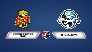 Western New York Flash vs. FC Kansas City - July 18, 2014