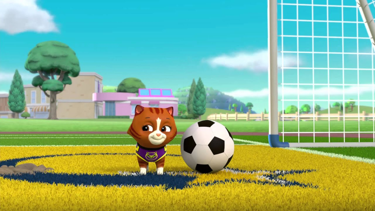 Pups Save The Soccer Game Pups Save A Lucky Collar Youtube