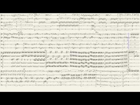 Themes from Hebrides Overture, Op.26, for String Orchestra