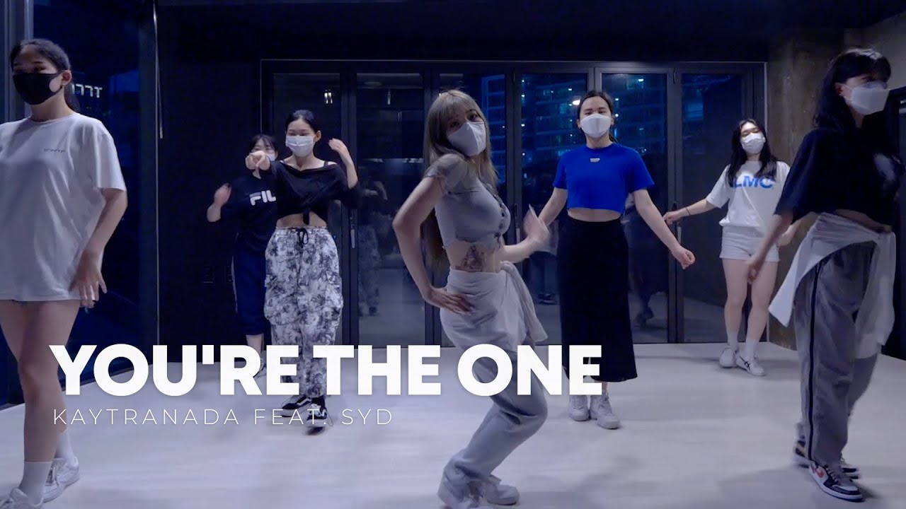 YOU'RE THE ONE - KAYTRANADA feat. SYD / Downy choreography MOVE Dance Studio 홍대무브댄스학원