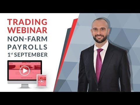 Non-Farm Payrolls Trading Webinar with Richard Perry