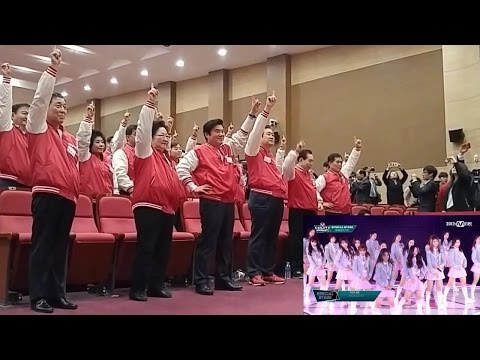 South Korea's Ruling Party's official 2016 Campaign Song  - Pick Me (Produce 101) 새누리당 픽미